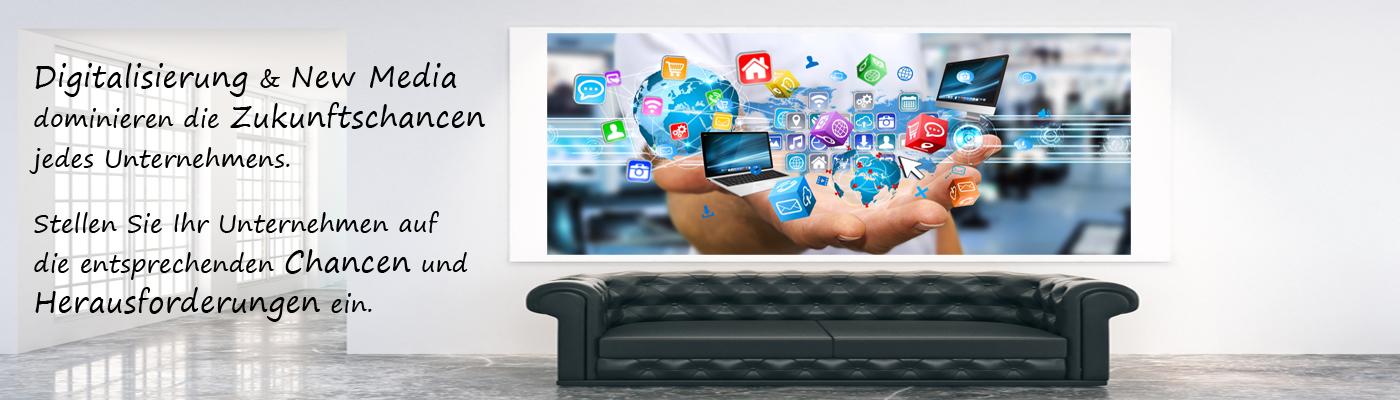 Digitalisierung und New Media
